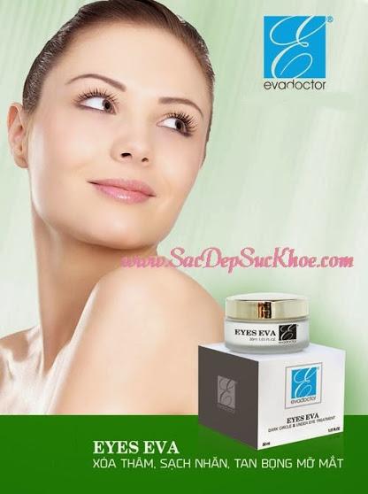 Kem trị thâm quầng mắt, ngăn ngừa thâm, nhăn quầng mắt Eva Doctors – Eyes Eva – MÃ SẢN PHẨM: KEM017
