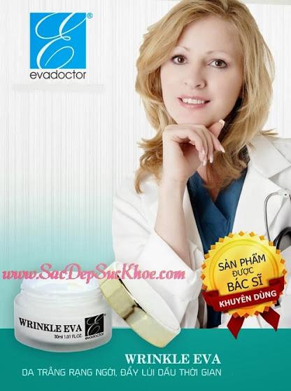 Kem dưỡng da chống lão hóa Eva Doctor – Wrinkle Eva – MÃ SẢN PHẨM: KEM016